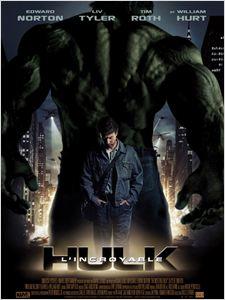 L'Incroyable Hulk affiche