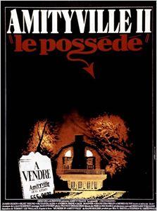 Amityville 2, Le Possédé affiche