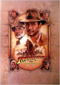 Indiana Jones et la Dernière Croisade ( 3 ) affiche
