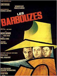 Les Barbouzes affiche