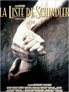 La Liste de Schindler affiche