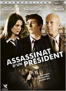 Assassinat d'un Président affiche