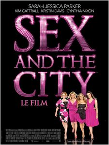 Sex and the city affiche