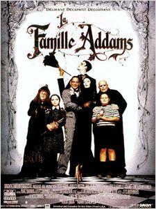 La Famille Addams affiche