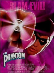 Le Fantome du Bengale (The Phantom) affiche