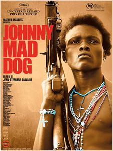 Johnny Mad Dog affiche