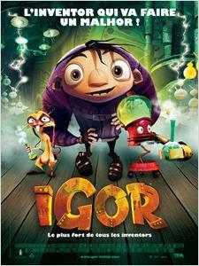 Igor affiche