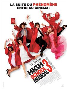 High School Musical 3 : nos années lycée affiche