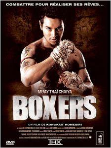 Boxers affiche