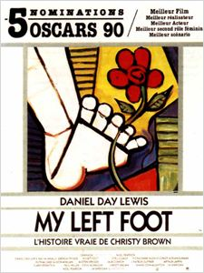 My Left Foot affiche