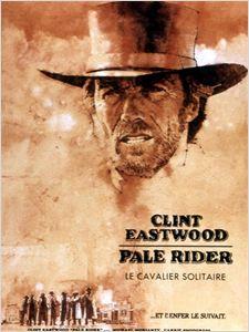 Pale Rider, le cavalier solitaire affiche