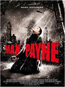 Max Payne affiche