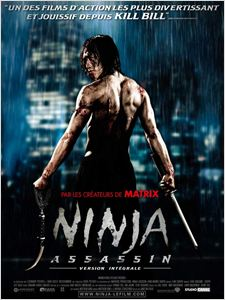 Ninja Assassin affiche