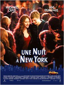 Une nuit à New York affiche
