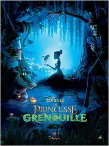 La Princesse et la grenouille - 2010 affiche