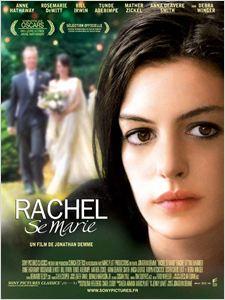 Rachel se marie affiche