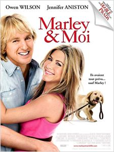 Marley & moi affiche