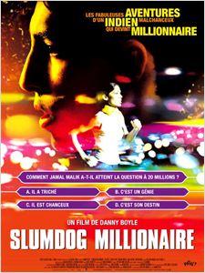 Slumdog Millionaire affiche