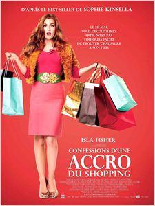 Confessions d'une accro du shopping affiche