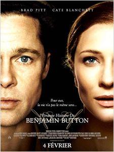 L'Etrange histoire de Benjamin Button affiche