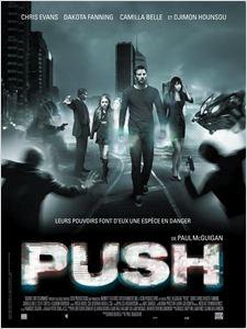 Push affiche