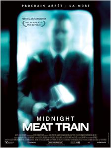 Midnight Meat Train affiche