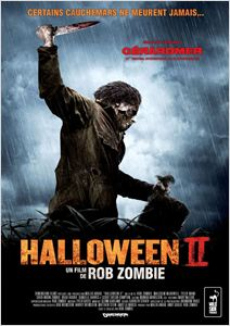 Halloween II 2009 fr affiche