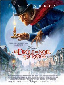 Le Drôle de Noël de Scrooge affiche