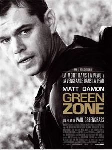 Green Zone affiche