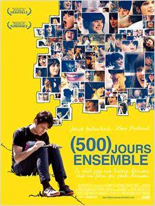 (500) jours ensemble affiche