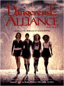 Dangereuse Alliance (The Craft) affiche