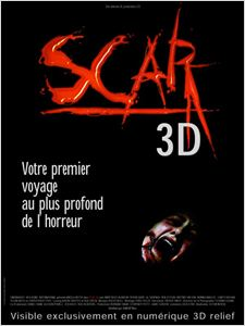 Scar 3D affiche
