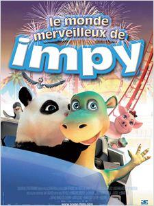 Le Monde merveilleux d'Impy affiche