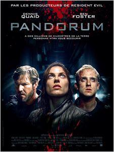 Pandorum affiche