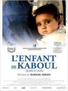 L'Enfant de Kaboul affiche