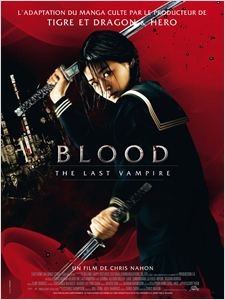 Blood: The Last Vampire - 2009 affiche