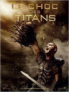 Le Choc des Titans affiche
