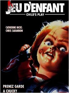 Chucky 1 - Jeu d'enfant affiche