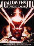 Halloween 3 : Le sang du sorcier fr affiche