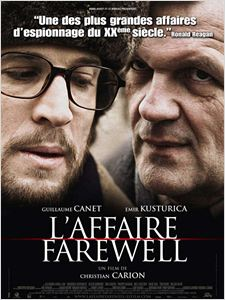 L'Affaire Farewell affiche