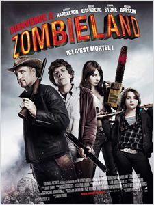 Bienvenue à Zombieland affiche