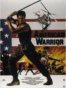 American Warrior affiche