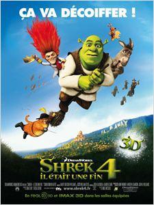 Shrek 4, il était une fin affiche