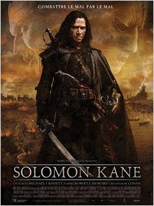 Solomon Kane affiche