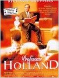 Professeur Holland affiche