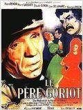Le Père Goriot affiche