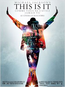 Michael Jackson's This Is It affiche