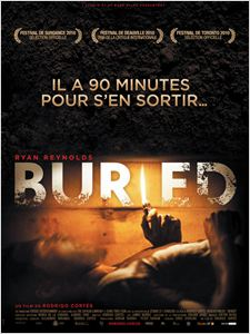 Buried affiche