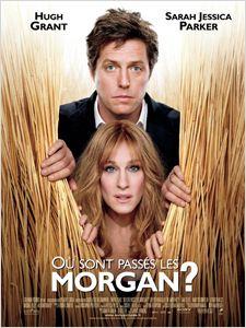 Où sont passés les Morgan ? affiche