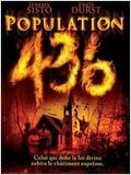 Population 436 affiche